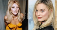 Revelan la primera imagen de Margot Robbie como Sharon Tate en la nueva película de Tarantino