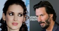 Winona Ryder cree que está casada con Keanu Reeves hace 25 años