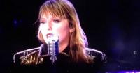 El conmovedor llanto de Taylor Swift en el escenario al recordar el juicio por el abuso sexual que sufrió