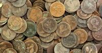 Recuperan monedas del Imperio romano que estaban a la venta en Internet