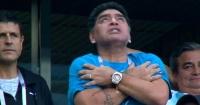 """""""Si viniste a Sinaloa es pa' quedar bien drogado"""": el polémico narcocorrido que se burla de Maradona"""