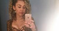 Descubren a Miley Cyrus comprando ropa de bebé y aumentan los rumores de embarazo