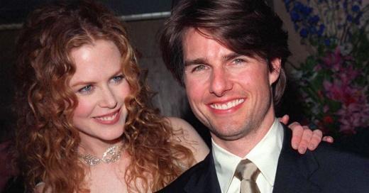 Nicole Kidman reveló que estar casada con Tom Cruise la salvó de ser acosada sexualmente