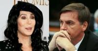 """Cher disparó con todo en contra de Bolsonaro: """"Es un cerdo, ¡debería estar encerrado en prisión por el resto de su vida!"""""""