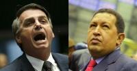 """Cuando el ultraderechista Bolsonaro admiraba a Hugo Chávez: """"es la esperanza de América Latina"""""""