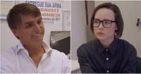 La ocasión en que Bolsonaro acosó a Ellen Page en una entrevista para ocultar su homofobia