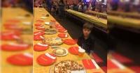 El final feliz del niño del cumpleaños al que no llegó ninguno de sus amigos