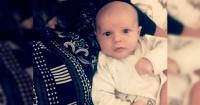 Bebé casi pierde dedos del pie por culpa de un pelo de su madre