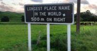 Este es el lugar con el nombre más largo del mundo y también impronunciable