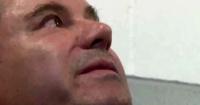 """Video inédito muestra a """"El Chapo"""" llorando el día que fue extraditado a Estados Unidos"""