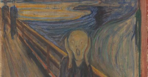 """Adiós al mito: en """"El Grito"""" de Munch no hay nadie gritando"""