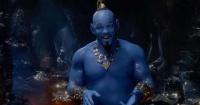 ¿Por qué el genio de Aladdin es azul?