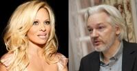 La furia de Pamela Anderson tras enterarse del arresto de Julian Assange
