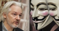 "La advertencia de Anonymous: ""Liberen a Julian Assange o lo pagarán"""