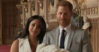 La estrella de Hollywood que rechazó ser el padrino del bebé de Meghan y Harry